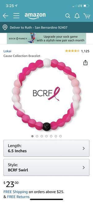 Lokai bracelet Children Size small for Sale in San Bernardino, CA
