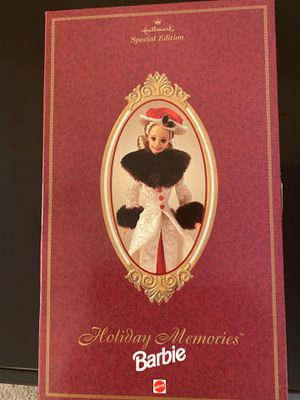 Hallmark Special Edition Holiday Memories Barbie - 1995 for Sale in Massillon, OH