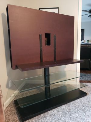 TV stand entertainment center shelf for Sale in Citrus Heights, CA