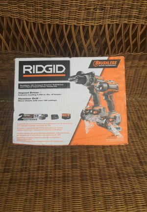 RIDGID COMBO KIT for Sale in Tucson, AZ