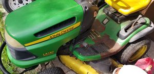 John Deere LA130 Riding Lawn Mower for Sale in Gibsonton, FL