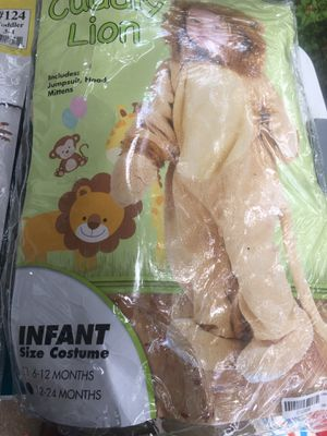 Kids costume in package only 15 firm for Sale in Severn, MD