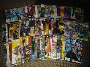 65 various Comic Books.great condition for Sale in Middletown, OH