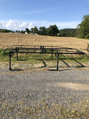 Ladder rack off a6 1/2 foot bed for Sale in Watsontown, PA
