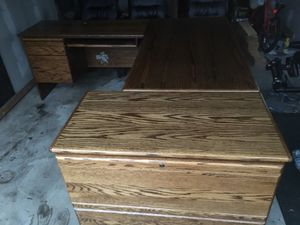 Desk for Sale in Sunnyside, WA