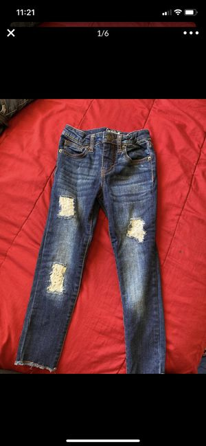Girls Size 5 Jeans for Sale in Chino, CA