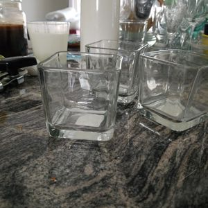 Square Glass Containers for Sale in Upland, CA