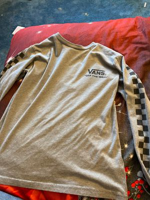 Vans long sleeve for Sale in Chula Vista, CA