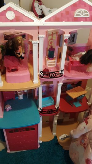 Barbie doll house for Sale in Johnston, RI