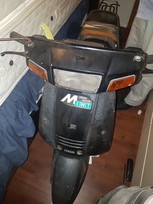 Yamaha Riva 1992 50cc for Sale in Fort Lauderdale, FL