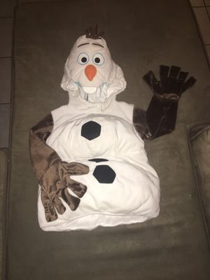 Adorable OLAF 3T Costume for Sale in Westminster, CA