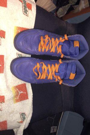 Jordan 1 retro high Gatorade rush violet 11.5 for Sale in Wayne, MI