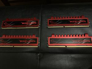 Gskill Ripjaws DDR3 1600mhz 16GB Kit for Sale in Phillips Ranch, CA