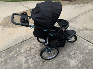Baby Trend Jogging Stroller for Sale in Missouri City, TX