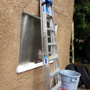 Werner 8ft Werner 12 foot step ladders for Sale in Fort Lauderdale, FL