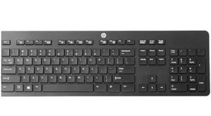 hp wireless keyboard slim kb win8 us for Sale in Los Angeles, CA