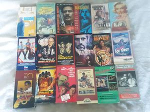Lots of VHS Tapes - Horror/Cult & More!!! for Sale in West Hollywood, CA