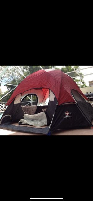 Wenger- Swiss Army tent model 89027 for Sale in Chula Vista, CA