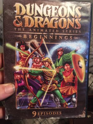 Dungeons and dragons to you pretty early 80s cartoons 10 bucks for Sale in Tulsa, OK