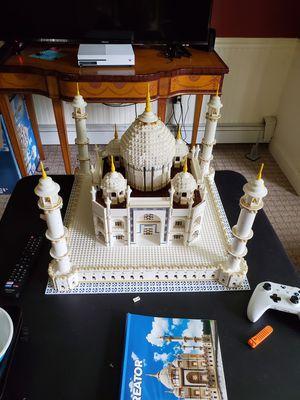 COMPLETE LEGO Taj Mahal for Sale in Canton, MA