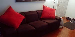 Black Sofa for sale for Sale in McLean, VA