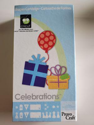 """Cricut """"Celebrations"""" Cutter for Sale in INVER GROVE, MN"""