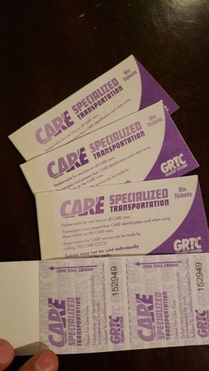 GRTC CARE SPECIALIZEF TRANSPORTION for Sale in Henrico, VA