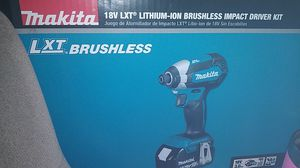 Makita Impact Driver Kit for Sale in Fort Worth, TX