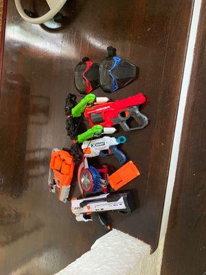 Associated Nerf Guns for Sale in St. Petersburg, FL