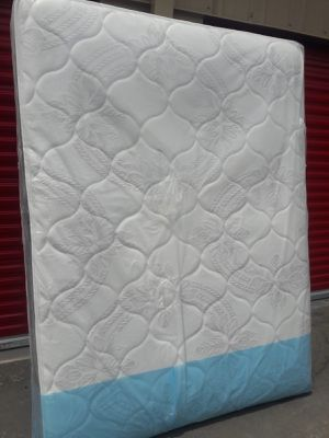 QUALITY FULL SIZE MATTRESS AND BOX SPRING AVAILABLE FOR DELIVERY for Sale in Hollywood, FL