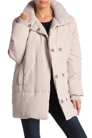 NWT $228, ROMEO & JULIET COUTURE women parka/coat/jacket size S for Sale in Belmont, MA