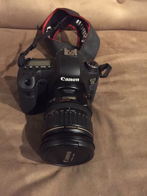Canon eos 6d for Sale in San Diego, CA