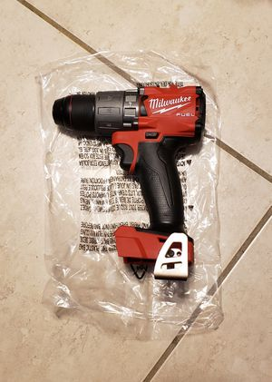 Milwaukee M18 Fuel Hammer Drill (3rd Gen) for Sale in Murrieta, CA