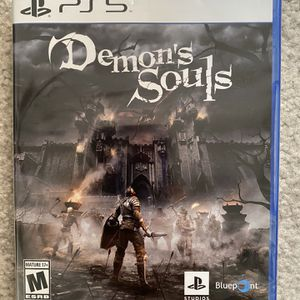PS5 - Demon's Souls for Sale in Centreville, VA