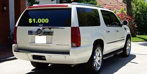 💐💲1OOO I'm selling URGENT!SuperSuv 2OO8 Cadillac Escalade🍁Runs and drives great. for Sale in Santa Ana, CA