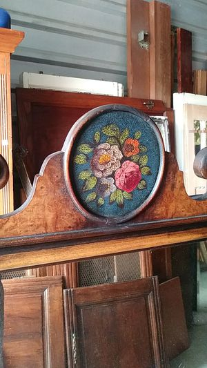Brand name Berkey and Gay co. Antique rose mirror for Sale in Santa Monica, CA