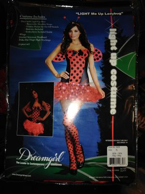 Costume, Halloween, new, teens, adults, never used, never even tried on.. Skirt lights up.. $15.00 for Sale in Philadelphia, PA