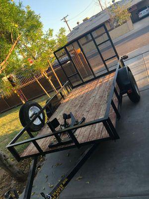 2016 Gravely Utility Trailer (Like New) for Sale in Phoenix, AZ
