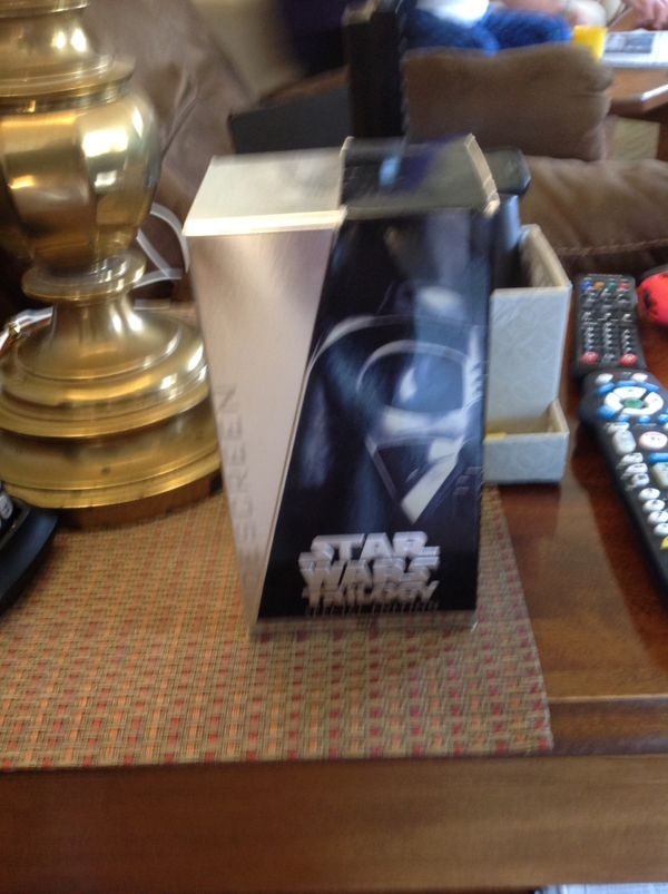 Star Wars Original Trilogy Special Edition on VHS