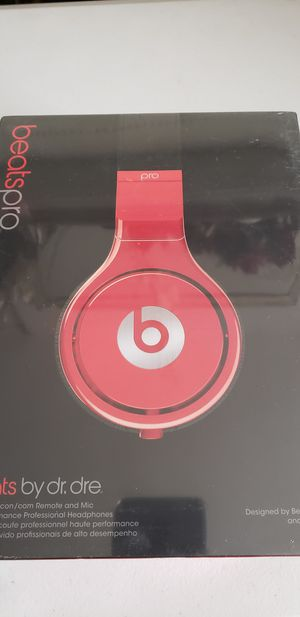 Dr. Dre Beats Pro for Sale in Pittsburgh, PA