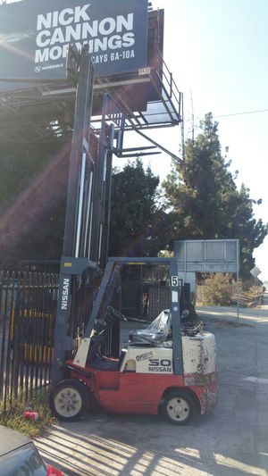 5000 pound capacity forklift for Sale in South El Monte, CA