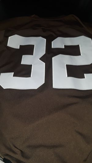 Jim Brown jersey for Sale in Berkeley, CA