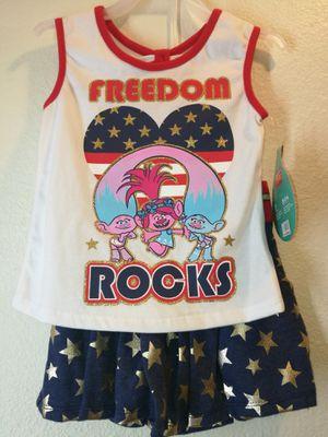 Girls Trolls Freedom Rocks 2PC Set for Sale in Kent, WA