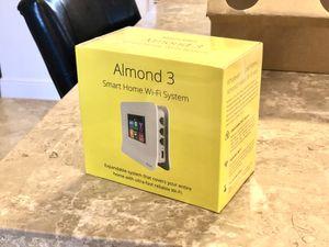 Almond 3 Smart Home Hub WiFi Mesh System for Sale in Boynton Beach, FL