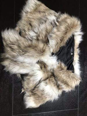 Faux Fur Shawl for Sale in Olympia, WA