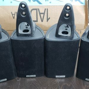 Polk Audio RM7 Speakers 4 Total for Sale in Gilbert, AZ
