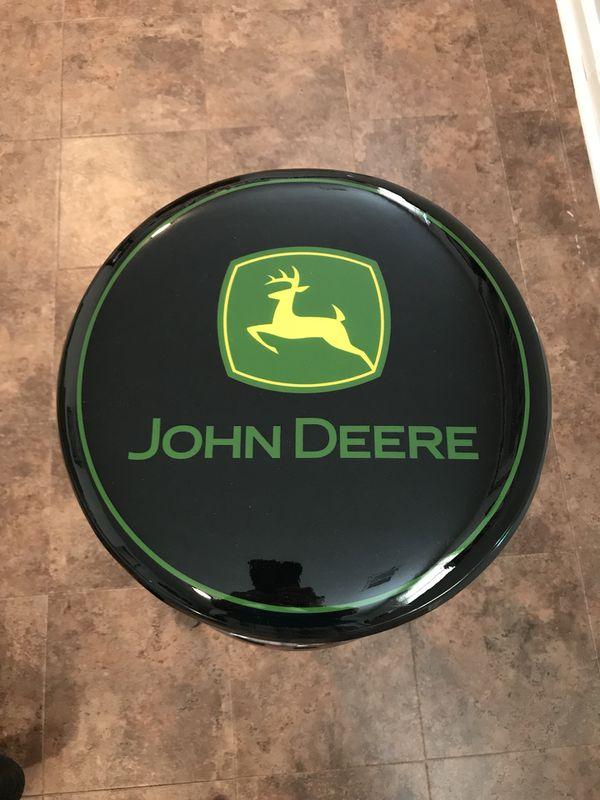 John Deere Stool