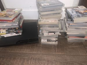 PS3 and 15 games for Sale in Washington, DC