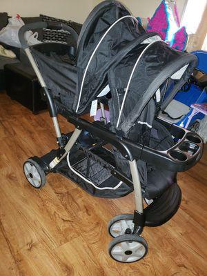 Double stroller for Sale in Phoenix, AZ