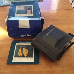 Polaroid Spectra System - Never Used! for Sale in Concord, CA
